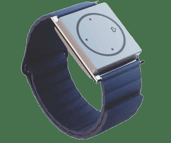 Seizure Wrist Band Blue